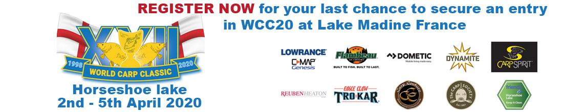 WCCUK20 Registration